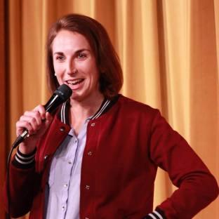 Kaycee at The Comedy & Magic Club